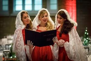 The Manhattan Babies - Kerst act